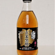 木村式自然栽培 玄米黒酢  1,582円