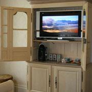 Chambre d'hôtes avec télévison La Glacière Périgueux