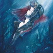 Shape of Water (fan art)