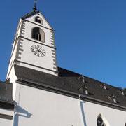 Klosterturm des Wallfahrtsklosters Bornhofen