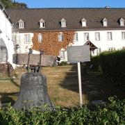 Innenhof Wallfahrtskloster Bornhofen