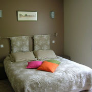 "Le Teich, Bassin Arcachon Tourisme - Bed & Breakfast ""Chambre Forêt"""