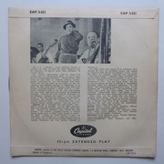 Duke Ellington - Ellington 55 - Capitol EAP 3-521