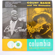 Count Basie & His Orchestra - Basie Was Here! - SEB10083