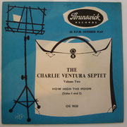 The Charlie Ventura Septet Vol 2 - OE9020