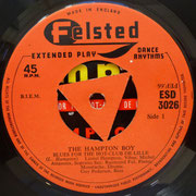 Lionel Hampton  The Hampton Boy - ESD 3026