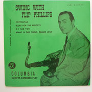 Flip Phillips - Swing with Flip Phillips - SEB10011