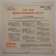 The New Benny Goodman Sextet - Philips BBE12001