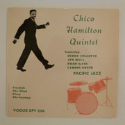 Chico Hamilton Quartet-Vogue EPV 1206