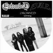 "ENTOMBED - EVILE/DROWNED 7"" RECORD STORE DAY 2013"