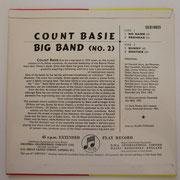 The Count Basie Big Band - No.2 - Columbia SEB10033