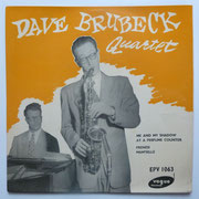 The Dave Brubeck Quartet - Vogue EPV 1063