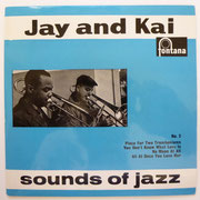 Jay & Kai - Sounds Of Jazz - Fontana TFE17228