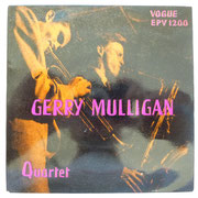 Gerry Mulligan Quartet - Vogue EPV1200