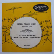 Woody Herman And The New Third Herd - Herd From Mars Vol.2 - LondonREP1002