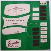 Tony Kinsey Trio With Joe Harriott - Chirracahaua Teddi -Esquire EP36