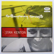 Stan Kenton - Contemporary Concepts - Capitol EAP 1024