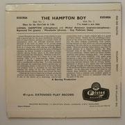 Lionel Hampton  The Hampton Boy - ESD 3026