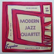 The Modern Jazz Quartet - Esquire EP 109