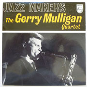 The Gerry Mulligan Quartet - Jazz Makers -PhilipsBE12551