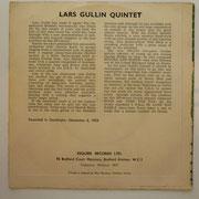 Lars Gullin Quintet - Esquire - EP8