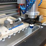 TLS-01 von WS-Motion an der Fräsmaschine cnc4all