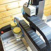 geschlossene Energiekette von IGUS (cnc4all Tuning)