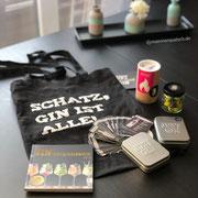 Wir verlosen in unserem Männerquatsch Podcast Gewinnspiel ein Just Gin Goodie-Paket. Folge #45 (VR auf der Switch, Herr Der Ringe Serie, Lego mit AR Funktionen)
