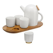 FERRY BOAT Tea Set - Collection Winter 14 SIA Home Fashion