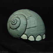 DECO-ESC-037 - Escargot peint à la main - 30€