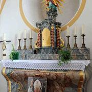 """Altar der """"Allerheiligenkapelle"""""""