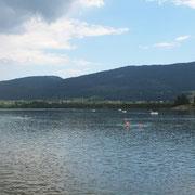 Lac des Rousses - gite de Tres Bayard location de vacances et week end - Saint Claude - Jura