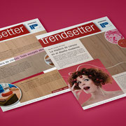 Trendsetter: Designtrends der Fa. Interprint
