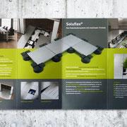 Legrand Soluflex – das flexible Kabelbodensystem