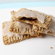 homemade healthy poptarts - by homemade nutrition