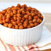 BBQ roasted chickpeas recipe
