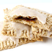 healthy homemade cinnamon brown sugar mini pop tarts
