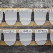 Konsolen & Schriftrestaurierung in St. Stephanus Kirche in Westerheim