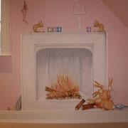 Malerei Kinderzimmer
