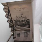 monogrome Malerei in Hamburg bei Brodersen & Schacht GmbH