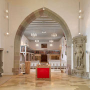 Restaurierungen in der Margaretenkirche in Aldingen Remseck