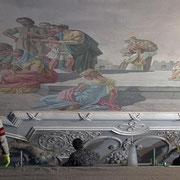 Restaurierungen in der Stadtpfarrkirche St. Peter und Paul Lindenberg