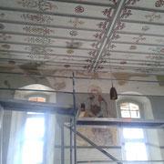 Restaurierung in Aufhausen