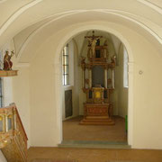 Wandmalerei Restaurierungen St. Michael in Stockach
