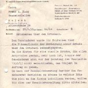 Die Hauseigentümer konnten nach Kriegsende nicht frei über ihren Wohnraum verfügen