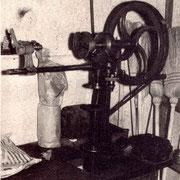 Linas Büchsenmaschine
