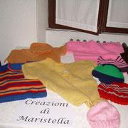 le creazioni di Maristella