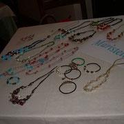 le collanine e braccialetti di Maristella