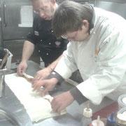 Marco con lo Chef Carlo