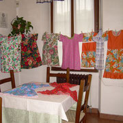 i vestitini per le bambine indiane